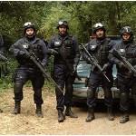 SWAT in actiune