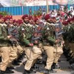 SSG commando force of Pakistan